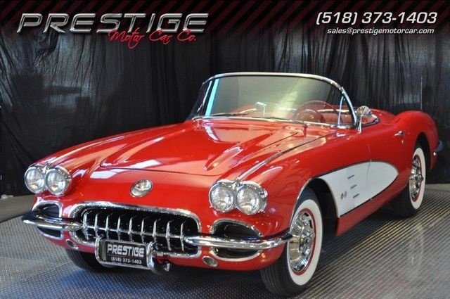 1959 Chevrolet Corvette Convertible 283/270 HP