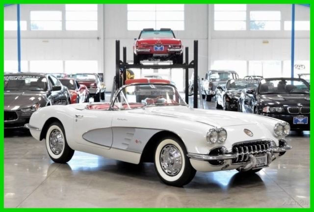 1959 Chevrolet Corvette Fuelie