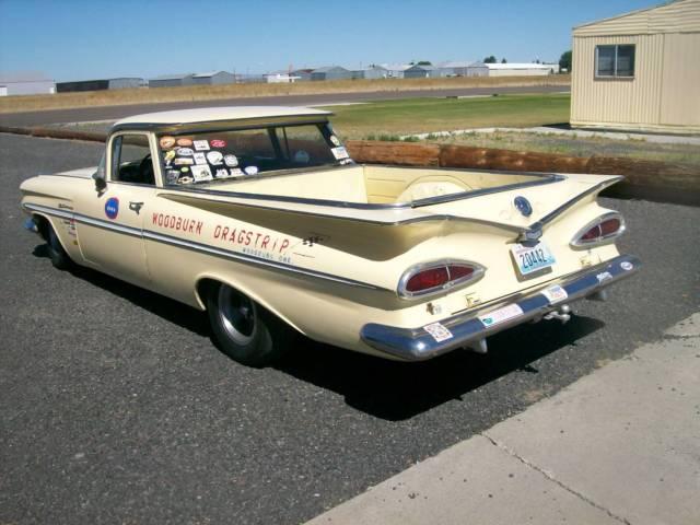 1959 Chevrolet El Camino Base Standard Cab Pickup 2Door for sale