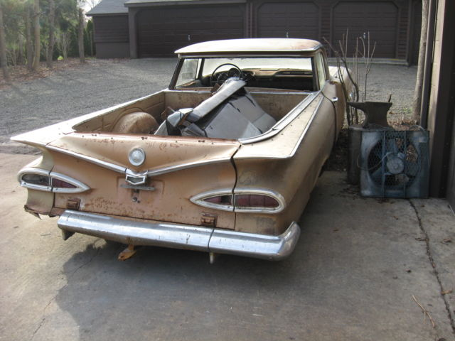 1959 Chevrolet El Camino Belair Impala Other For Sale