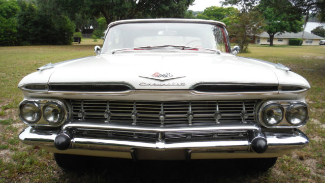 1959 chevrolet impala convertible ls motor continental kit must see for sale photos. Black Bedroom Furniture Sets. Home Design Ideas