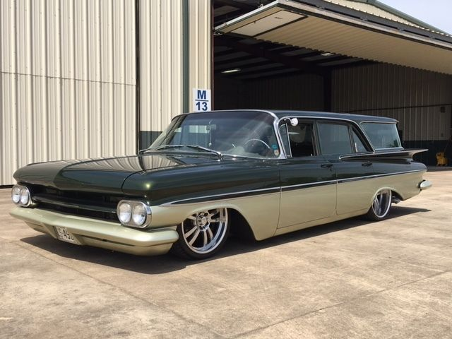 1959 Chevrolet Impala Station Wagon