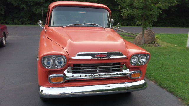 1959 Chevrolet Other Pickups 1/2 Ton step side