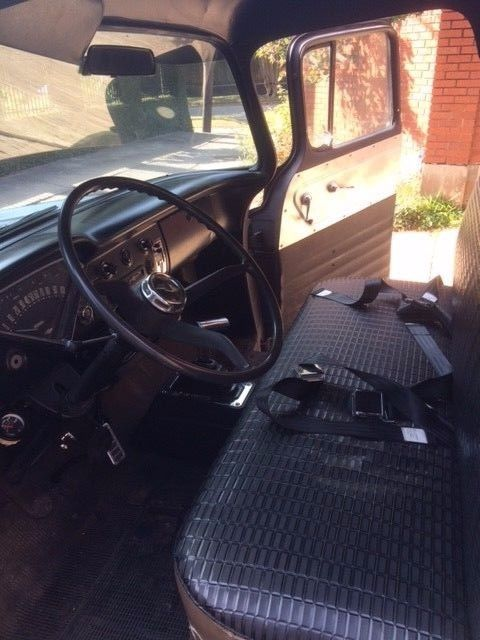 1959 Black Chevrolet Other Pickups Apache with Black interior