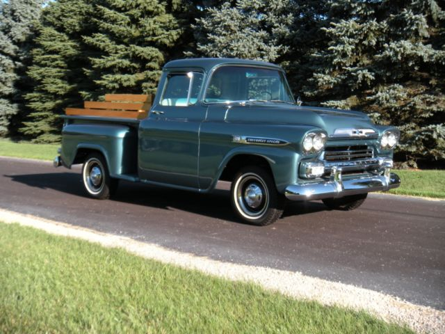 1959 Chevrolet Other Pickups 3100 Apache