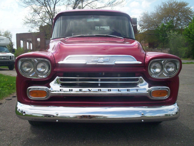 1959 Chevrolet Other Pickups as pictured