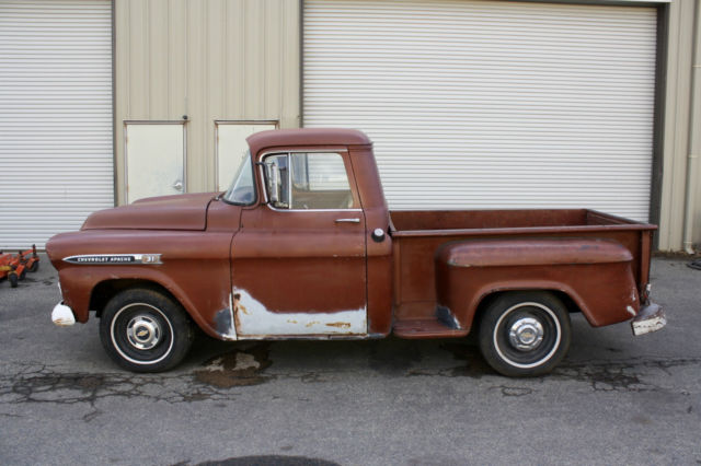 1959 Chevrolet Other Pickups DeLuxe