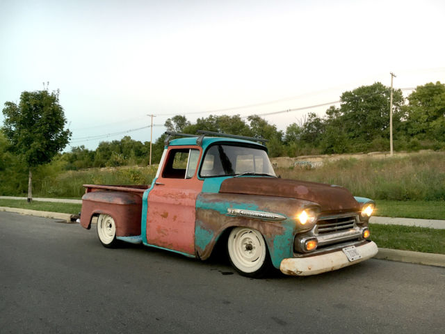 1959 Chevrolet Other Pickups