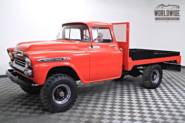 1959 Chevrolet Other Pickups NAPCO Apache