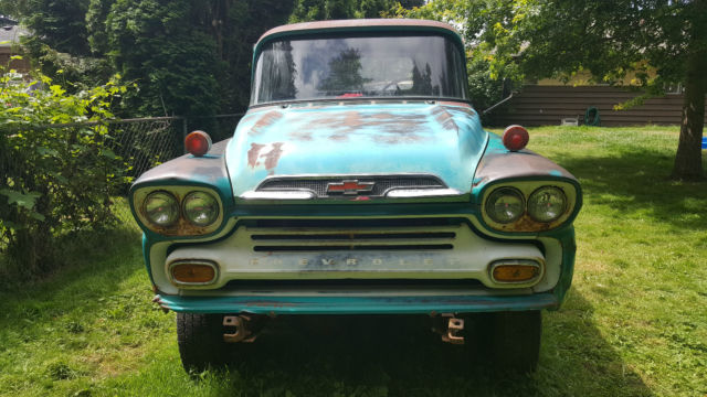 1959 Chevrolet Other Pickups 3600 2 door truck