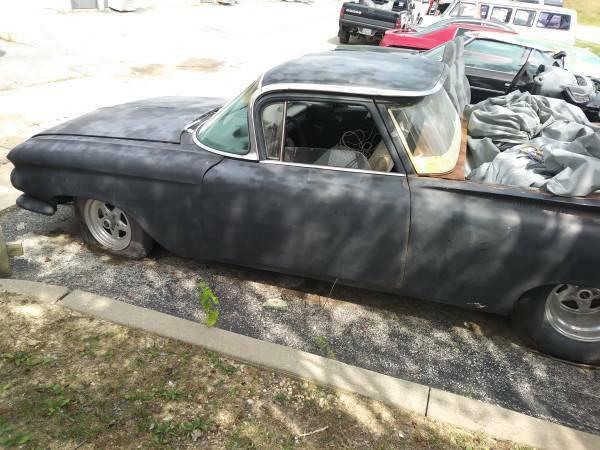 1959 Chevy El Camino, tubbed, 4 link, 9
