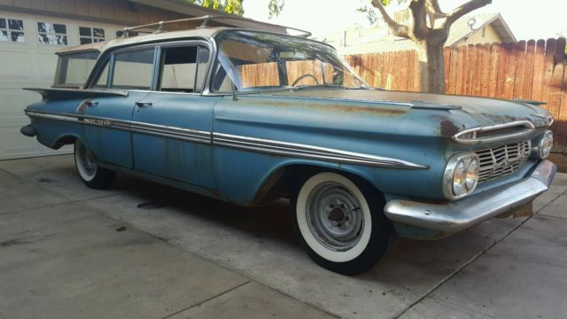 1959 Chevy Nomad Impala Wagon For Sale Photos