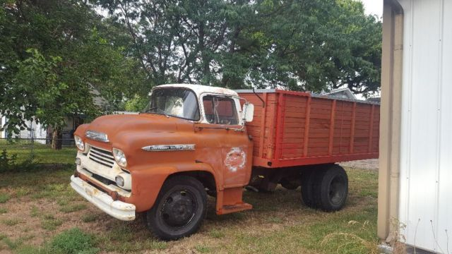 1959 Chevrolet Other Pickups Coe