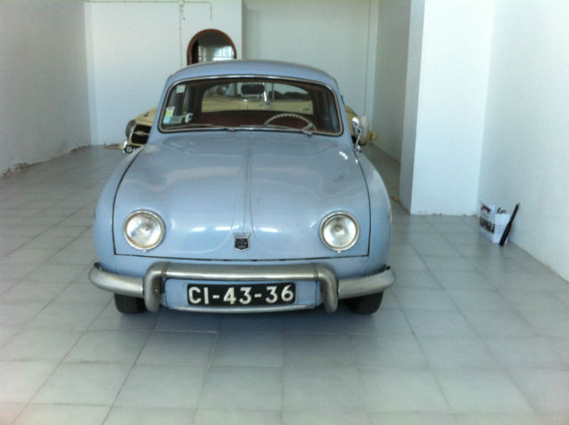 1959 Renault Other