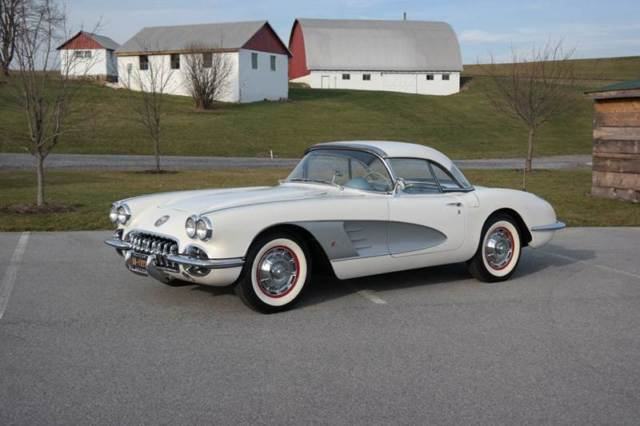 1959 Chevrolet Corvette Unspecified