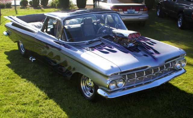 1959 Custom El Camino Street-Legal Race Car REDUCED PRICE ...