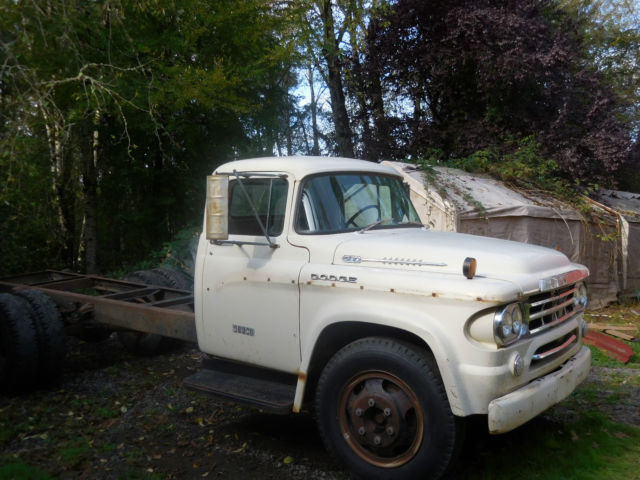 1959 Dodge Other Pickups D 500