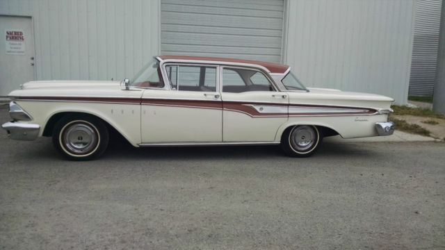 1959 Edsel Corsair Base