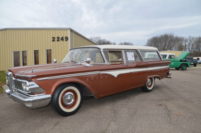 1959 Edsel Villager Station Wagon