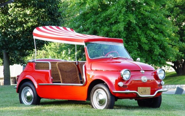 1959 Fiat Other Jolly 500