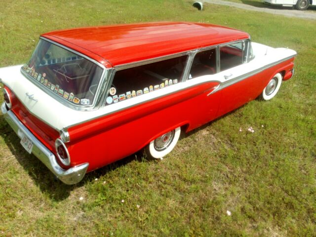 1959 Ford Other 2dr