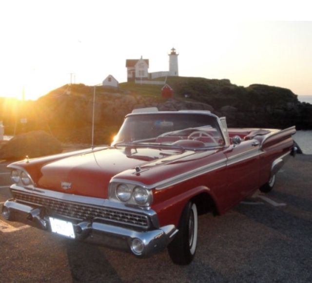 1959 Ford Galaxie Galaxie
