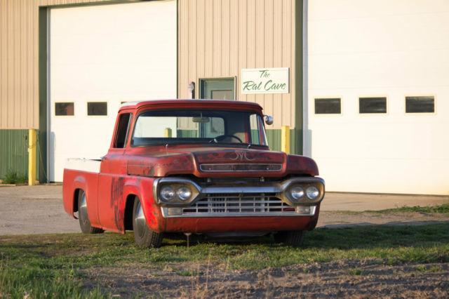 Ford F Hot Rod Rat Rod Shop Truck