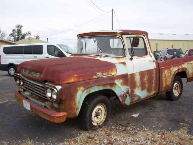 1959 Ford F-100 --