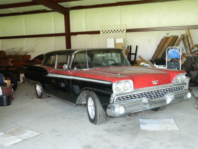 1959 Ford Fairlane-  							 							show original title