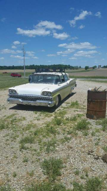 1959 Ford Fairlane Base