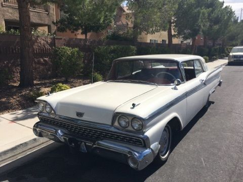 1959 Ford Fairlane Good