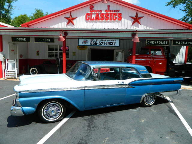 1959 Ford Fairlane Fairlane Galaxie