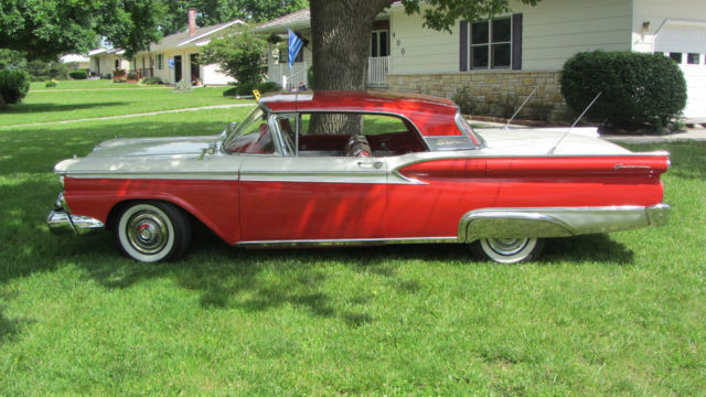 1959 Ford Galaxie Retractable Hardtop