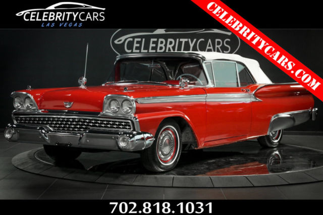 1959 Ford Fairlane Galaxie