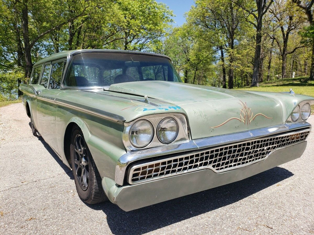 1959 Ford ranch wagon 2dr