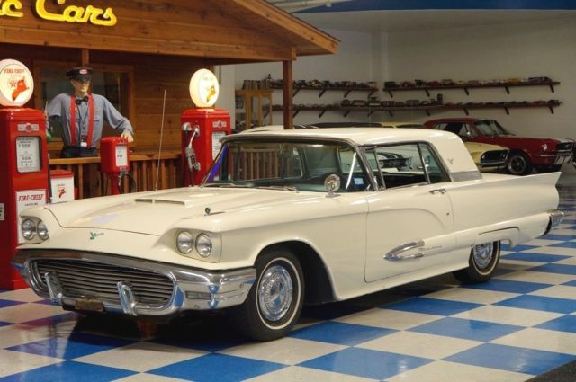 1959 Ford Thunderbird AC, Power Steering and Brakes