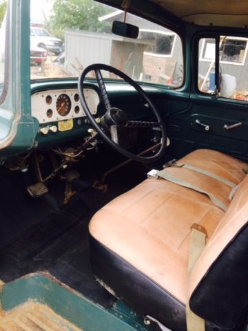 Used Ford F250 For Sale >> 1959 FORD TRUCK FLATBED ORIGINAL CLEAN F250 1957 1958 1960 ...