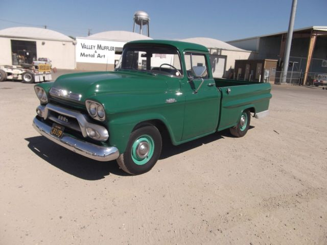 1959 GMC Other Pickup Apache 100