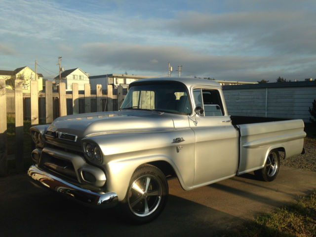 1959 GMC 3100 Long Bed Pickup