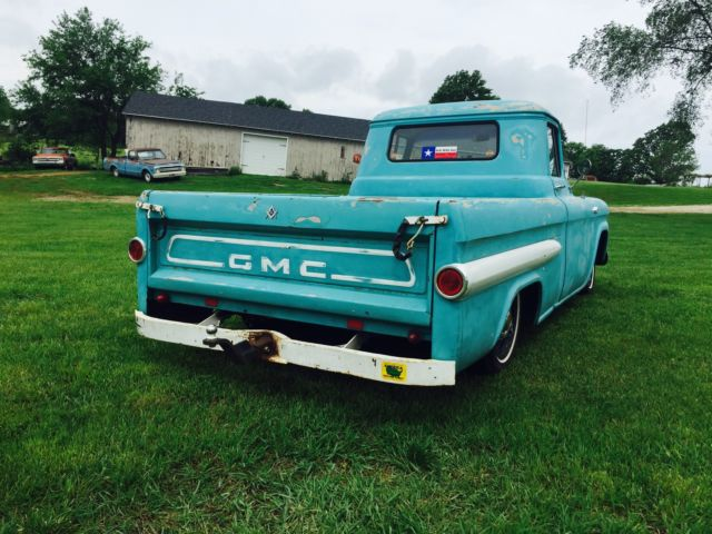Gmc Truck 1959 Specifications Autos Post
