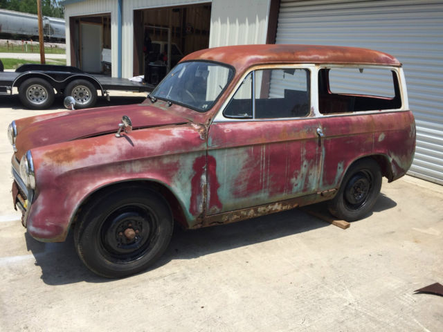 1959 Other Makes Hillman Husky