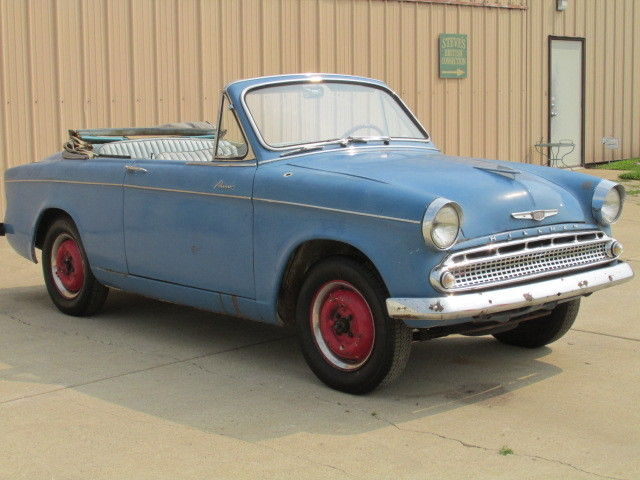 1959 Other Makes Hillman Minx Convertiable