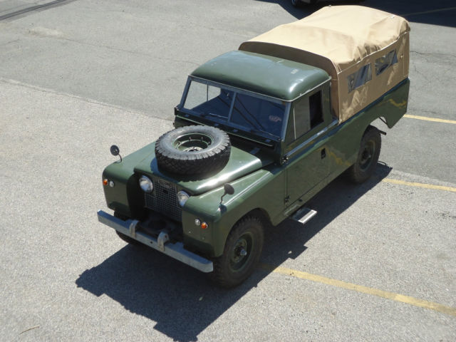 1959 Land Rover Other
