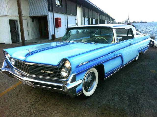 1959 Lincoln Continental 460 Block Custom