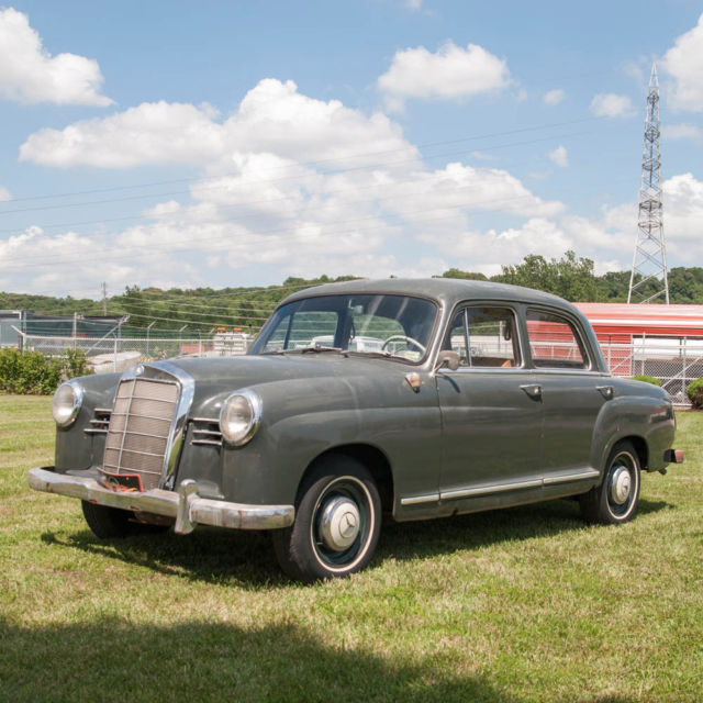 1959 Mercedes-Benz Other 190b Ponton Sedan