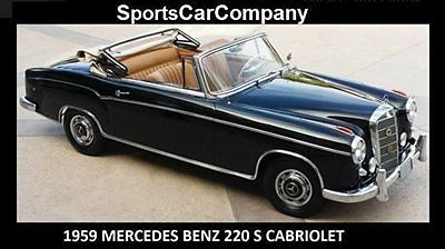 1959 Mercedes-Benz Other Cabriolet
