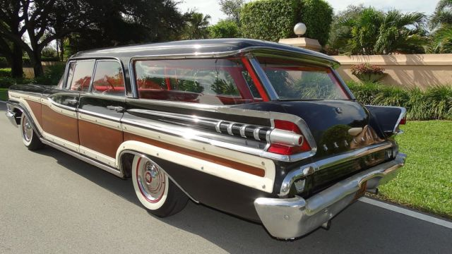 1959 mercury colony park l station wagon hard top collectible classic must see for sale photos. Black Bedroom Furniture Sets. Home Design Ideas