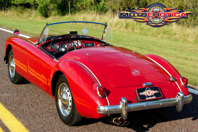 1959 MG MGA,Upgraded to a 1800cc 95hp MGB Engine,4 speed