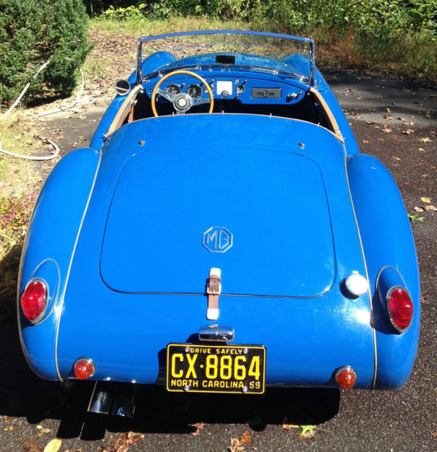 1959 MGA Roadster Balanced & Blueprinted Le Mans Race Car