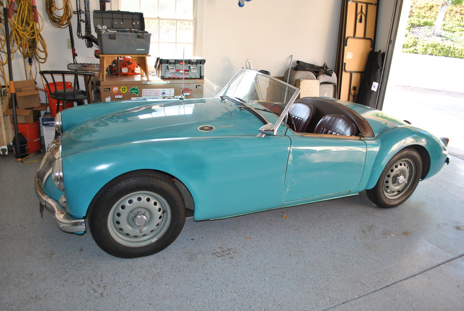 1959 MG MGA Twin Cam